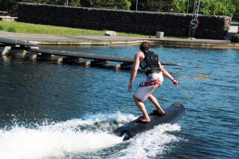 Radinn - электрическая доска для сёрфинга