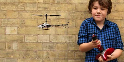 Радиоуправляемые игрушки. В чем плюсы?