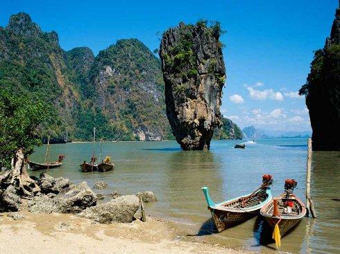 Райский отдых в Тайланде