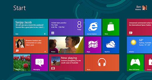 Рассуждение в слух про ОС Windows 8
