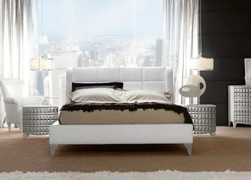 Аспекты размещения кровати в спальне