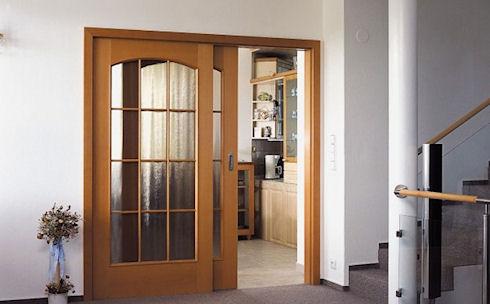 Характеристика раздвижных межкомнатных дверей