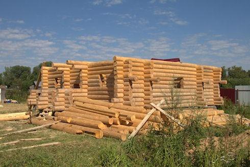 Разновидности деревянного домостроения