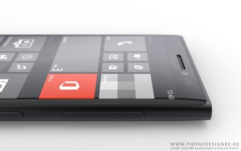 Разработан концепт смартфона Microsoft Lumia 1030