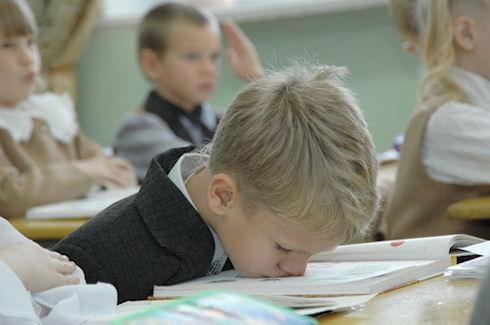 Что делать если ребенок не хочет учиться?