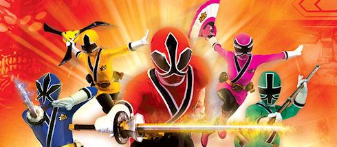 Могучие Рейнджеры Самураи — эпическое продолжение