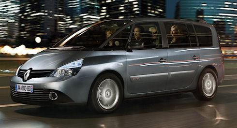 Renault начинает производство обновленного минивэна Espace
