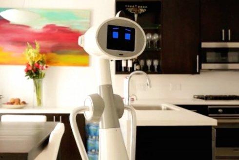 RoboDynamics представила Luna — верного робота-слугу