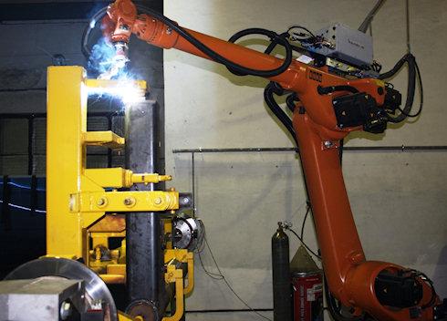 Роботы-манипуляторы в промышленности
