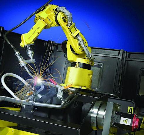 Роботы в производстве, где техника облегчает жизнь…
