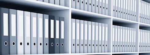 Архивные услуги от компании РОСНЕТ