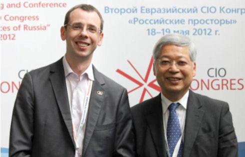 Российские CIO занимают высокие посты в международных организациях