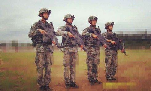 Рождественским подарком для китайских солдат станет «умный» гранатомёт