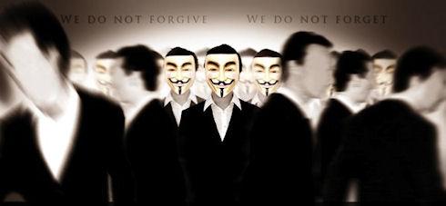 Anonymous объявили войну российской власти