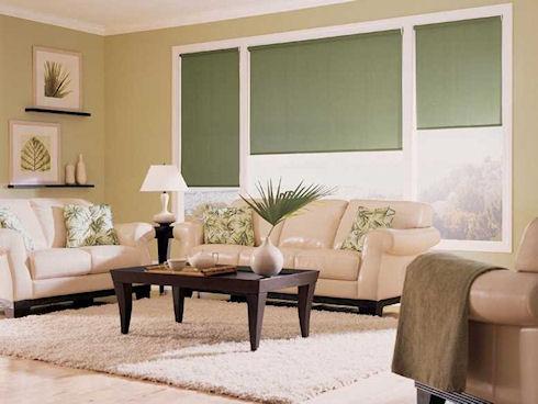 Рулонные жалюзи – ваши окна могут быть красивыми!