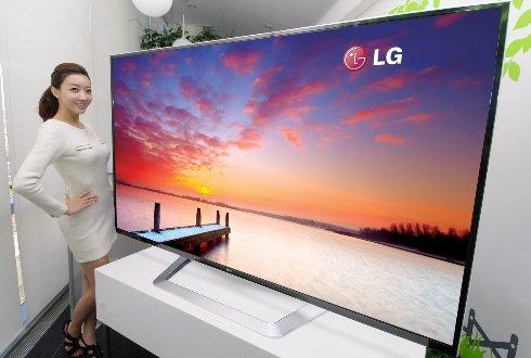 Рынок 4K-телевизоров демонстрирует рост в 500% от прошлогоднего