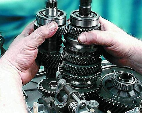 Самостоятельный ремонт коробки передач в автомобиле