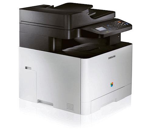 Новые лазерные МФУ от Samsung CLX-4195F копируют и печатают в цвете