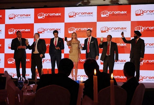 Samsung и Micromax борются за лидерство на индийском рынке