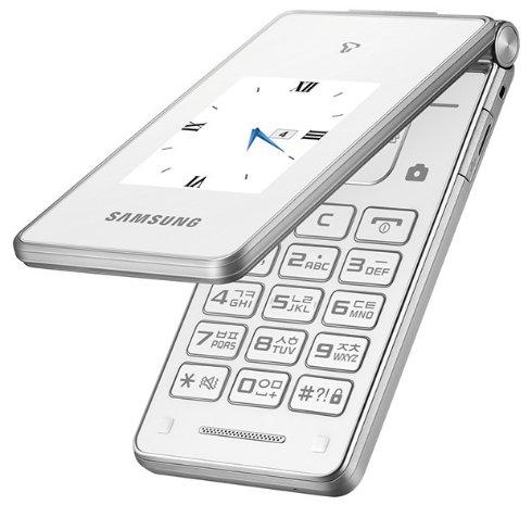 Samsung анонсировала новое устройство — телефон-«раскладушку»