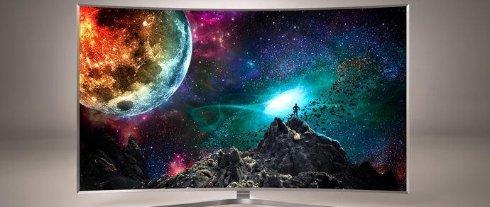 Samsung начала продажи Tizen телевизоров с «квантовыми» экранами