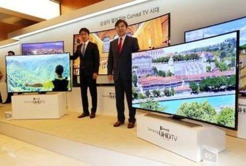 В планы Samsung не входит выпуск телевизоров OLED