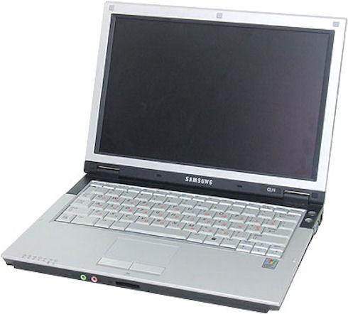 Samsung Q35 – ультрапортативный 12-дюймовый ноутбук