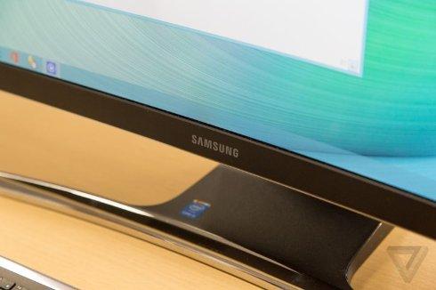 Samsung создала изогнутый моноблок