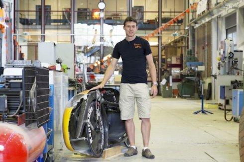 Голландские инженеры создали самый быстрый велосипед