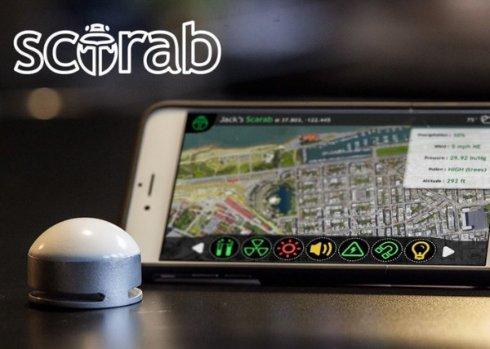 Scarab – датчик, который поможет избежать невидимых опасностей