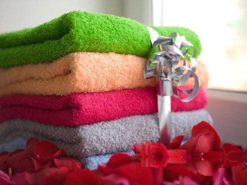 Секреты мягкого махрового полотенца