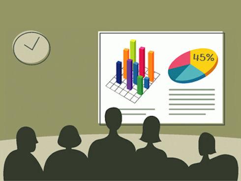 Секреты успешной презентации