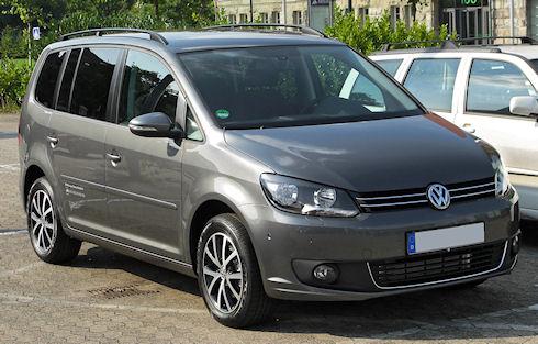 Volkswagen Touran – идеальный семейный автомобиль!