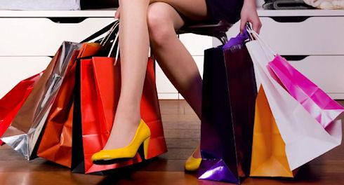 Семейный шоппинг
