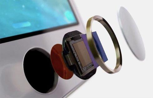 Сенсор отпечатков пальцев в iPhone и iPad могут улучшить