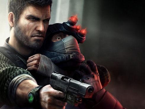 Серия компьютерных игр Splinter Cell