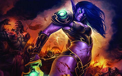 Серверы World of Warcraft
