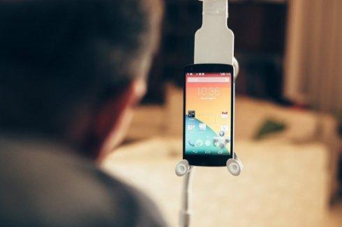 Sesame Phone – управляй смартфоном без прикосновений