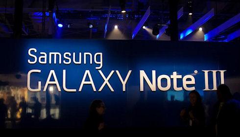 Samsung Galaxy Note III получит возможность записи 4К-видео
