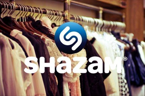 Shazam начнёт распознавать физические объекты