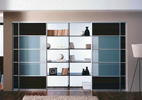Угловые шкафы купе в каталоге моделей и не только