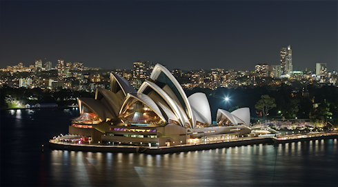 Сидней — рай для туристов