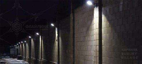 Системы наружного освещения