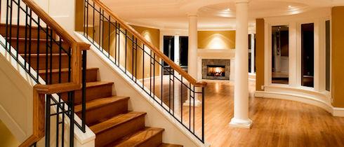 Складные и винтовые лестницы