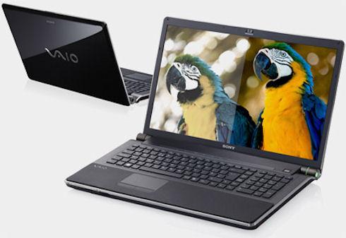 Сколько стоит ремонт ноутбуков Sony?