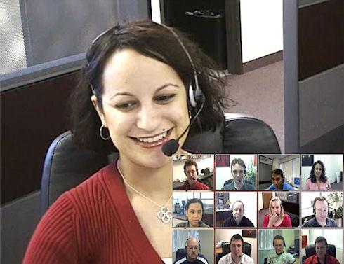Советы по проведению видеоконференции в Skype