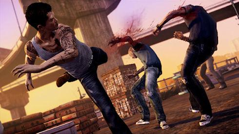 Рецензия на игру 2012 года Sleeping Dogs