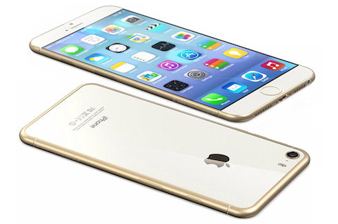 Слухи об iPhone 6
