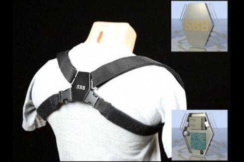 «Умный» корсет Smart Back Brace улучшит осанку