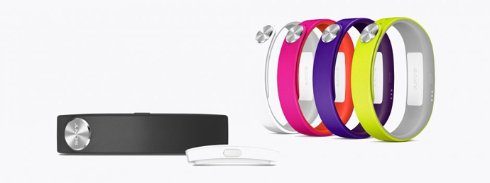 SmartBand SWR12 — обновлённый фитнес-браслет от Sony